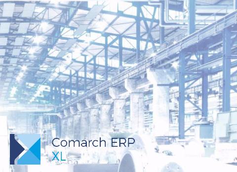 Produkcja Comarch ERP XL wdrożenia