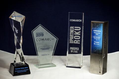 Partner Roku Comarch ERP
